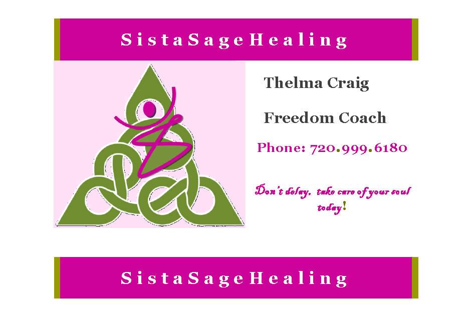 Sista Sage Healing